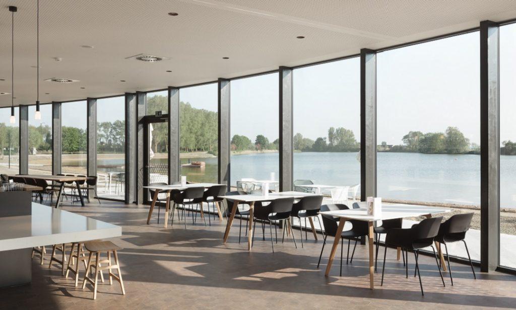 Hotel Domein Polderwind restaurant meer_c Stijn Bollaert_1080x650