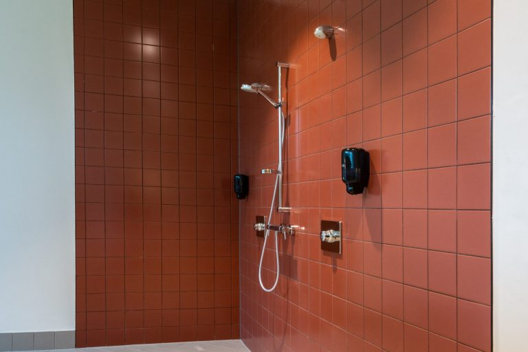 douche wellness Domein Polderwind