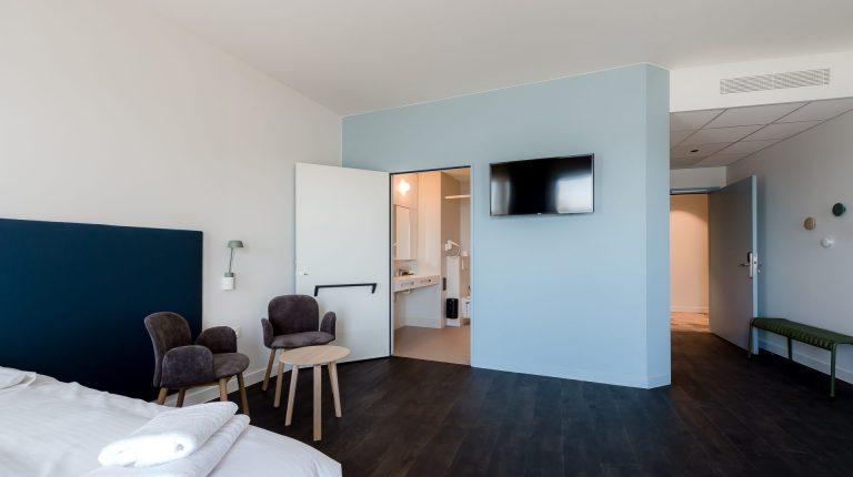 Comfort kamer hotel domein polderwind